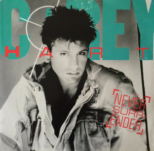 "Corey Hart ‎- Never Surrender (12"") (VG+/VG+)"